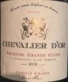 Chevalier d'Or Première Grande Cuvée