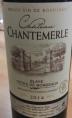 Château Chantemerle Blaye Côtes de Bordeaux