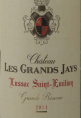 CHATEAU LES GRANDS JAYS