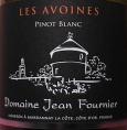 Bourgogne Pinot Blanc Les Avoines