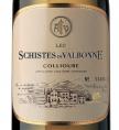 Collioure Blanc - Les Schistes de Valbonne