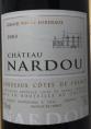 Château Nardou Rouge