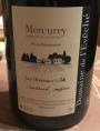 Mercurey Les Ormeaux
