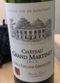 Château Grand Martinet