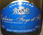 Champagne Deplaine-Faye et Filles - Blanc de Blancs
