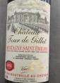Chateau Tour de la Gillet - Montagne Saint-Emilion
