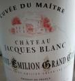 Château Jacques Blanc Cuvée du Maître