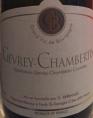 Gevrey Chambertain
