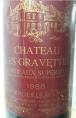Château des Gravettes