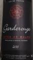 Garderouge Côtes de Bourg