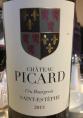 Château Picard - Cru Bourgeois
