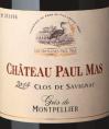 Château Paul Mas « Clos de Savignac »