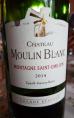 Château Moulin Blanc Grande Réserve