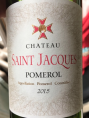 Château Saint-Jacques Pomerol