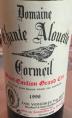 Domaine Chante Alouette Cormeil