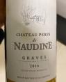 Château Perin de Naudine Graves