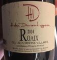 Roaix Côtes du Rhône Villages