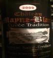 Château Mayne Blanc Tradition