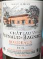 Château Peynaud-Bagnac