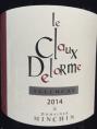 Domaines Minchin - Le Claux Delorme
