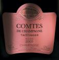 Comtes de Champagne Rosé Brut Millésimé