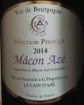 Mâcon Azé Sélection Prestige