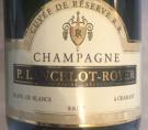 Champagne P Lancelot Royer - R.R.