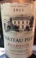 Château Pilet Bordeaux