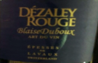 Dézaley Rouge
