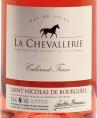 Rosé 100% cabernet franc