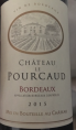 Château le Pourcaud