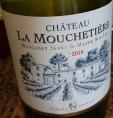Château La Mouchetière - Muscadet Sèvre et Maine sur Lie