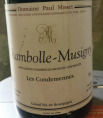 Chambolle-Musigny  -  Les Condemennes