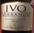 Ivo Varbanov - Mavrud-Syrah