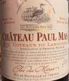 Château Paul Mas – Clos des Mûres
