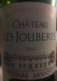 Château les Jouberts