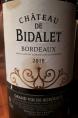 Château Bidalet
