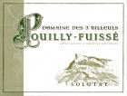 Pouilly Fuissé - Solutré
