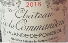 Château La Commanderie Pomerol