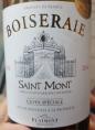 Boiseraie Saint Mont