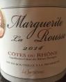 Marguerite la Rousse