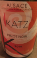 Pinot Noir Katz