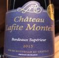 Château Lafite Monteil Bordeaux Supérieur