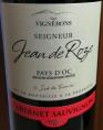Seigneur Jean de Roze - Cabernet Sauvignon