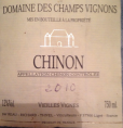 Chinon Vieilles Vignes