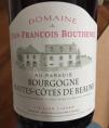 Au paradis Bourgogne Hautes-Côtes de Beaume