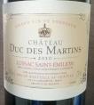 Château Duc des Martins