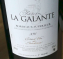 Château La Galante