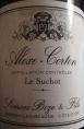 Le Suchot - Aloxe Corton
