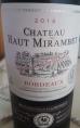 Château Haut Mirambet